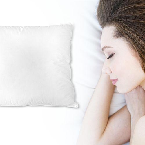 Luxe kussen met 100% veren (60 x 70 cm)
