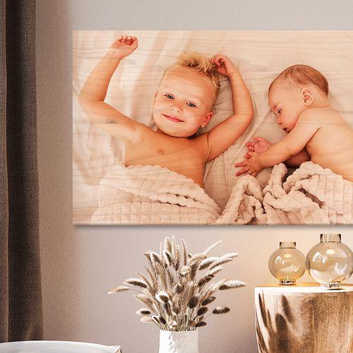 Fotoafdruk op houten plaat