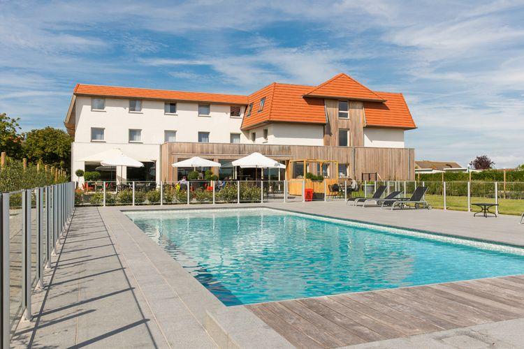 Korting Overnachting in Mystery Hotel aan Belgische kust (2 p.)