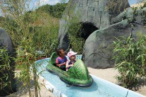 Tickets pour Jungle City (2 adultes et 2 enfants)