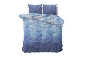 Dekbedovertrek Kaza Blue (240 x 220 cm)