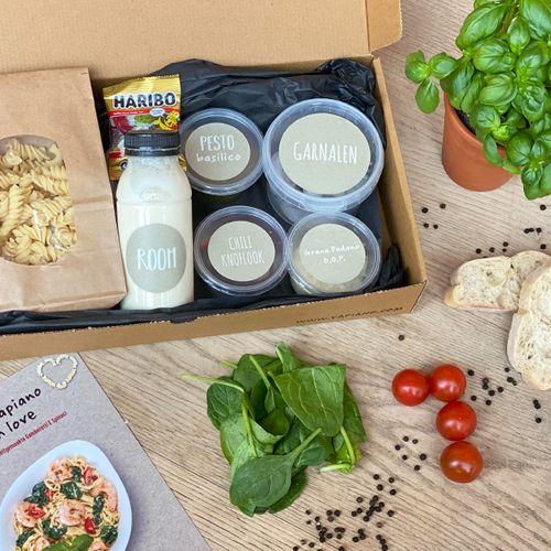Dinerbox voor 2 personen van Vapiano