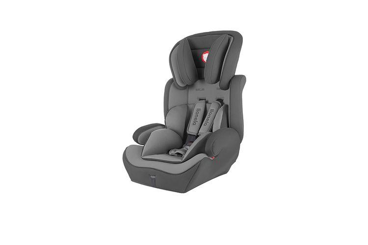 Autostoel lo levi plus grey 2 in 1 autostoel van lionelo incl