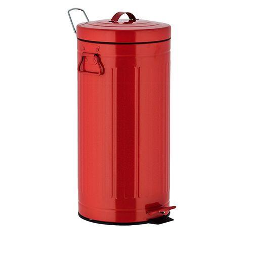 Rode pedaalemmer (30 L)