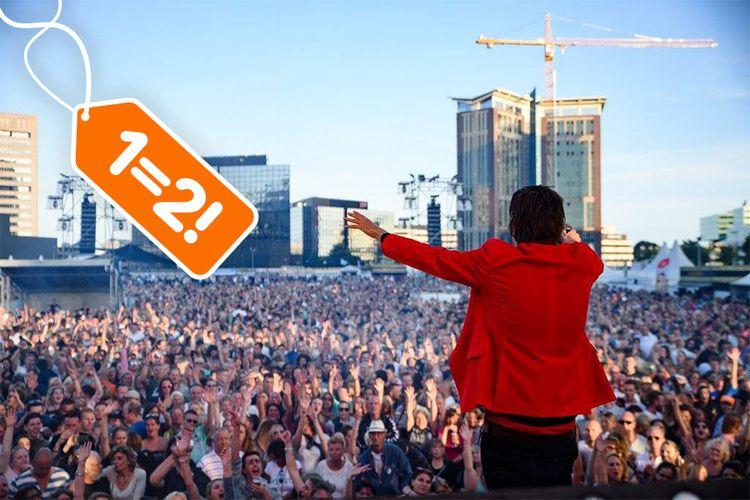 Verdubbelaar: Sterren van Holland in Amsterdam (2. p)