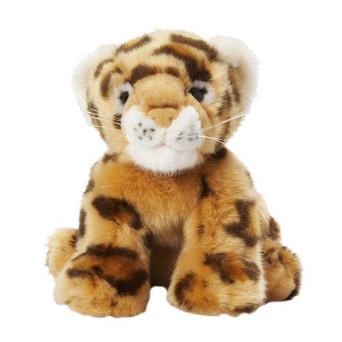 Steun DierenPark Amersfoort en krijg een luipaardknuffel