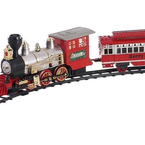 Korting 22 delige trein voor de Kerst