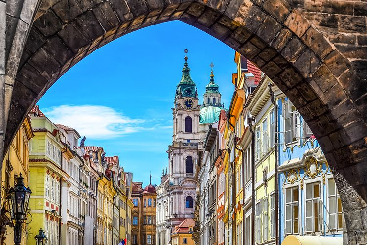 Korting ✈ Stedentrip 2 nachten naar Praag
