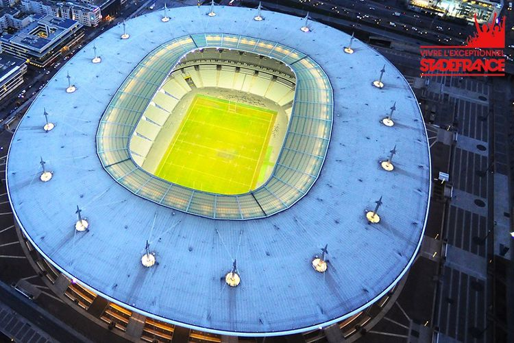 Bezoek voetbalstadion Stade de France bij Parijs (2 p.)