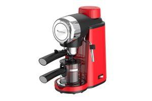 Rode koffiemachine van TurboTronic