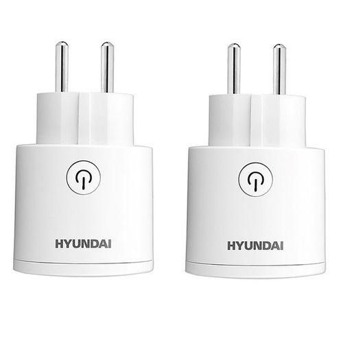 2 slimme stekkers van Hyundai Home