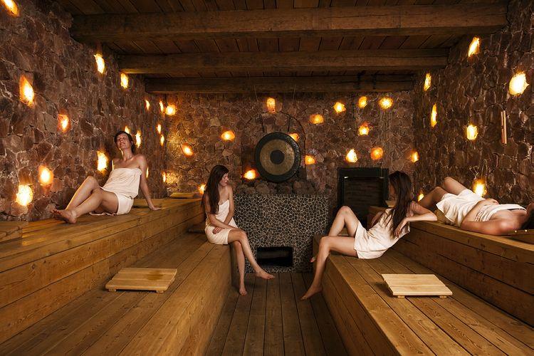 Korting Sauna entree voor 2 in België (keuze uit 4 locaties)