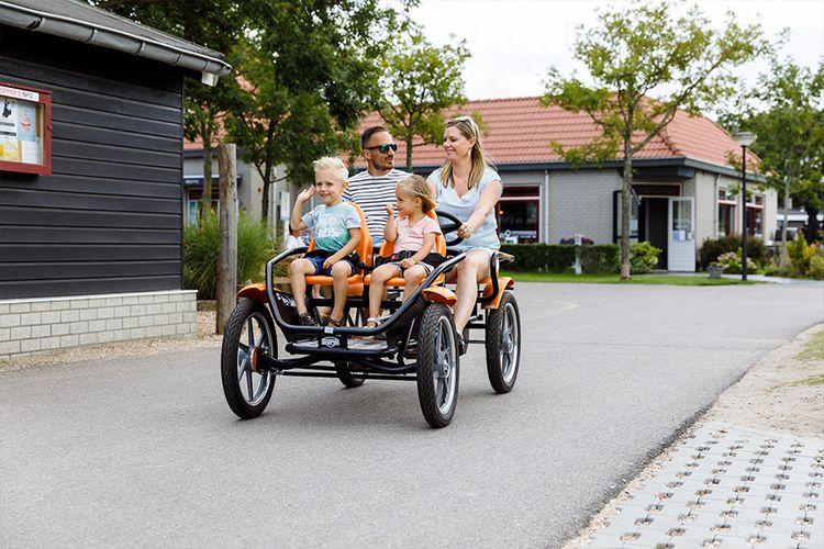 Foto 4 dagen kamperen op een RCN vakantiepark in Nederland (2 p.)