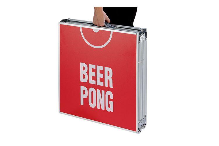 The white series beer pong beer pong tafel van the white series