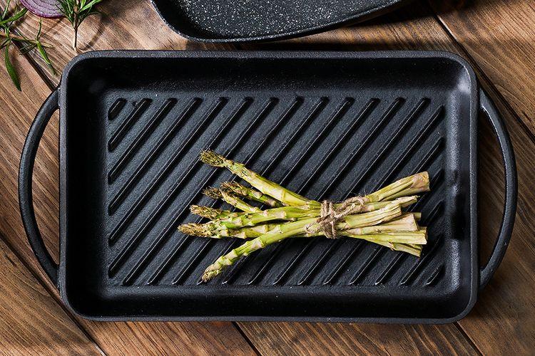 Gietijzeren grillplaat van Infinity Chefs