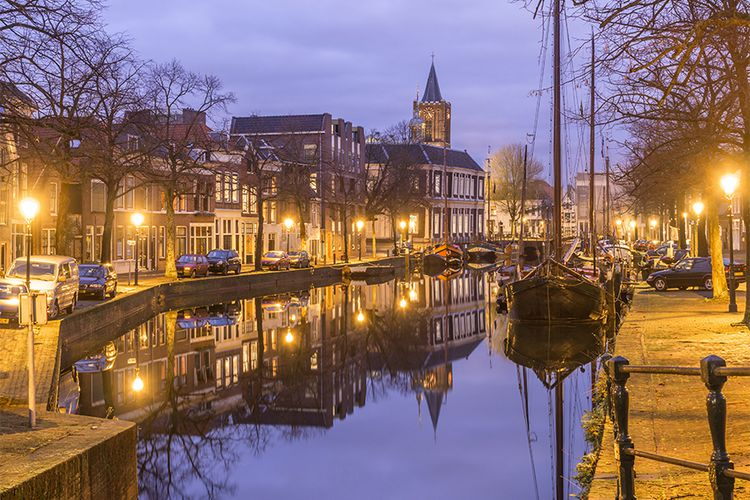 Overnachting in een 4* Mystery Hotel in Schiedam (2 p.)