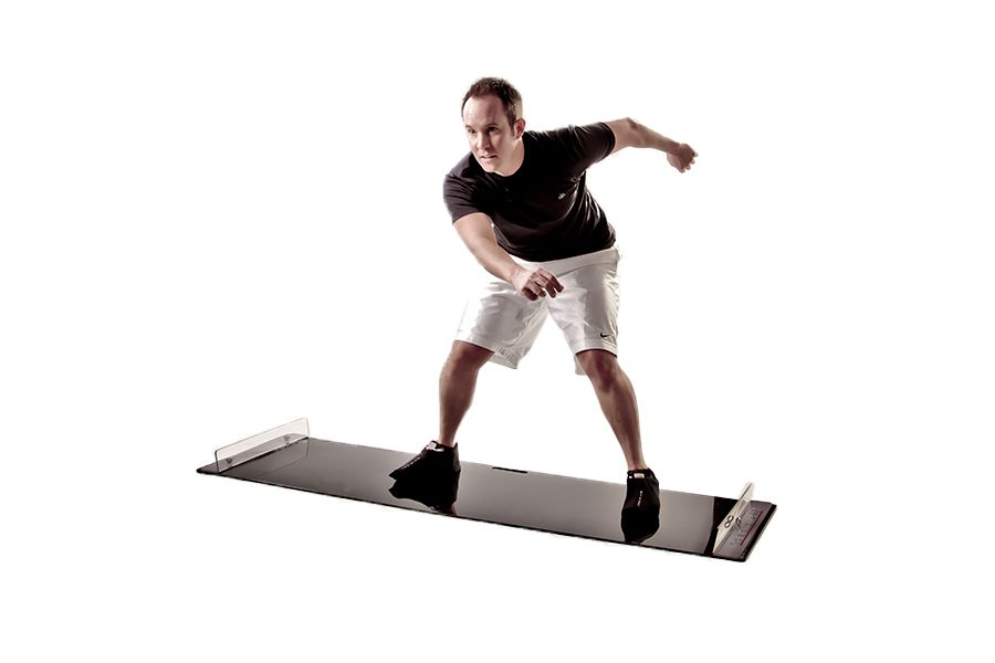 Obsidian fitness slide board (180 cm)