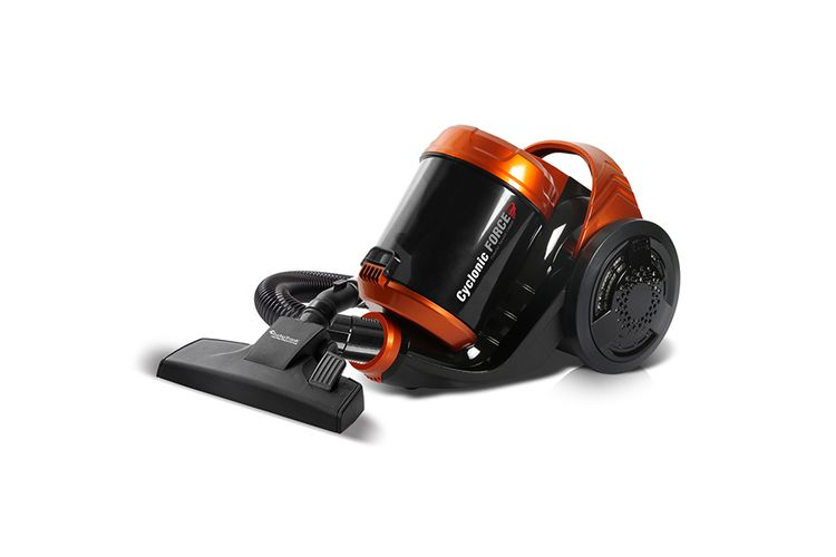 Oranje CF02 stofzuiger Cyclonic Force (Premium Edition)