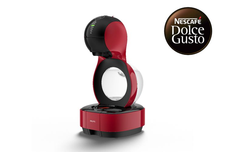 NESCAFÉ Dolce Gusto automatische koffiemachine (rood)