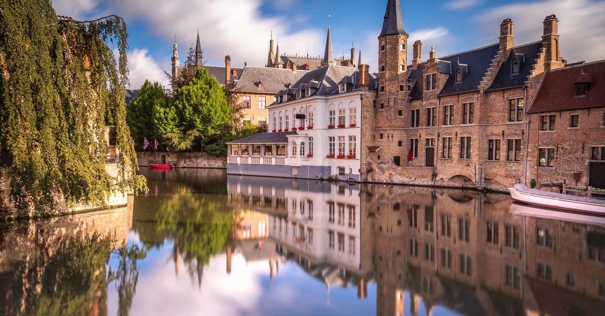 Nuit dans un hôtel à Bruges (4*)