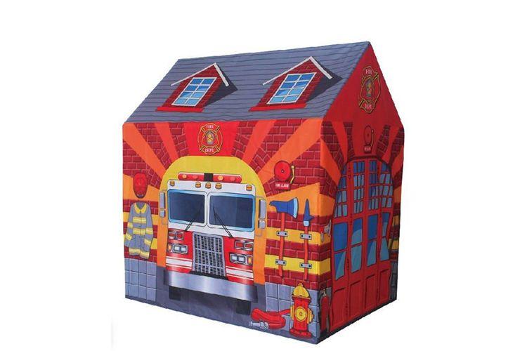 Speeltent brandweerkazerne (102 x 95 x 72 cm)