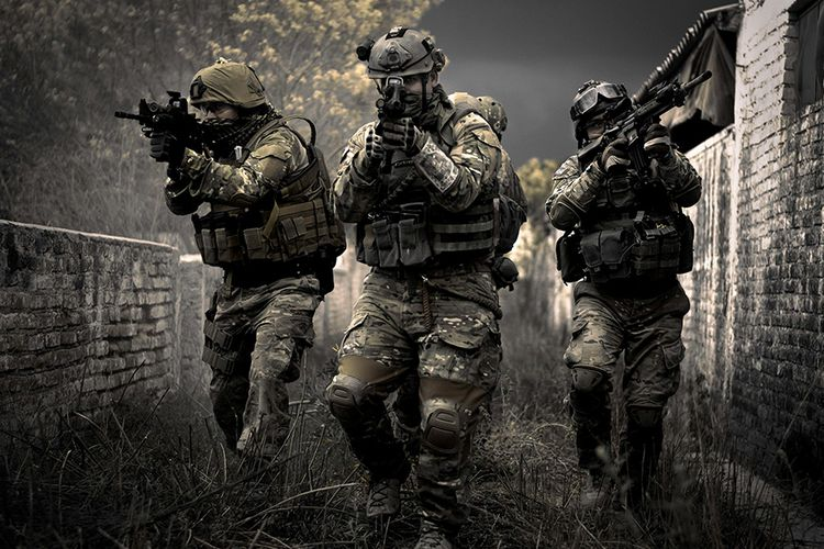 Airsoft in Nederland of Belgi� (12 p.)