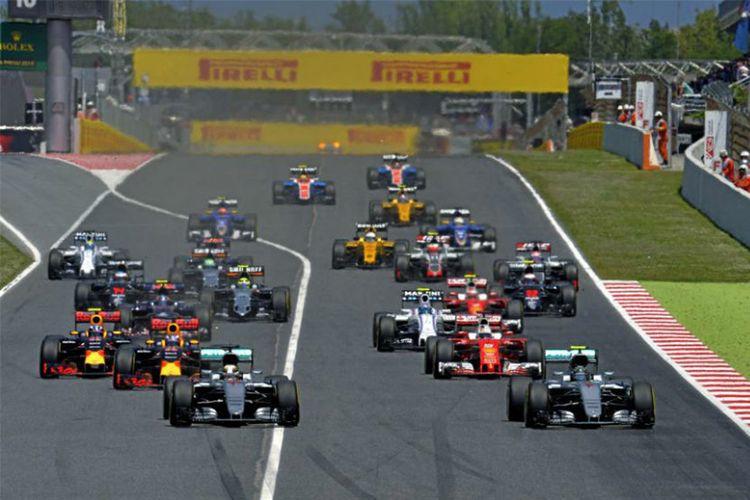 Tickets Spaanse Grand Prix + 3 overnachtingen (2 p.)