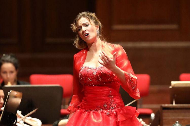 Concert Mozart Requiem in Grote Kerk Apeldoorn (2 p.)