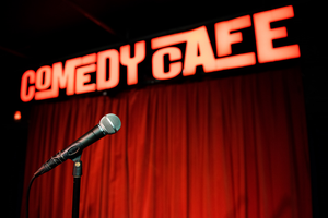 Comedy Café: stand-up comedy in Amsterdam of Utrecht