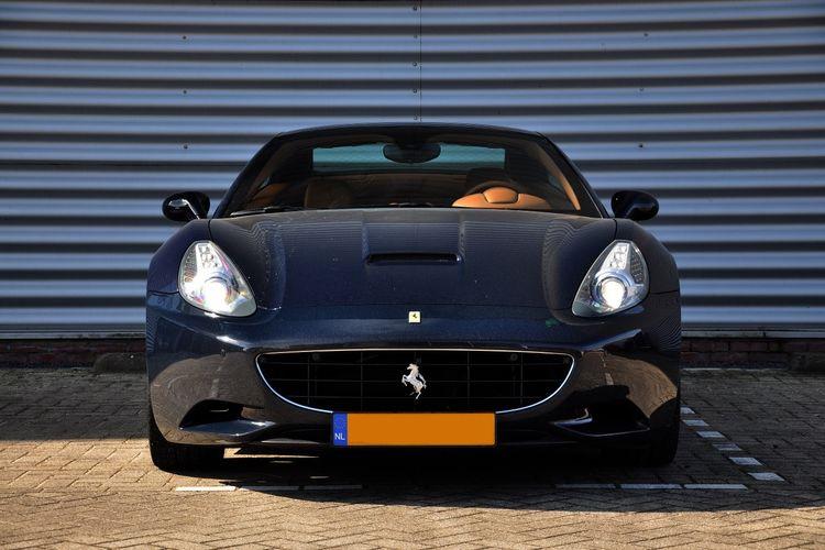 Pak je kans: ritje in een Ferrari California
