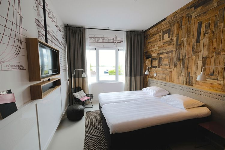 4-sterren overnachting in Apollo Hotel Vinkeveen