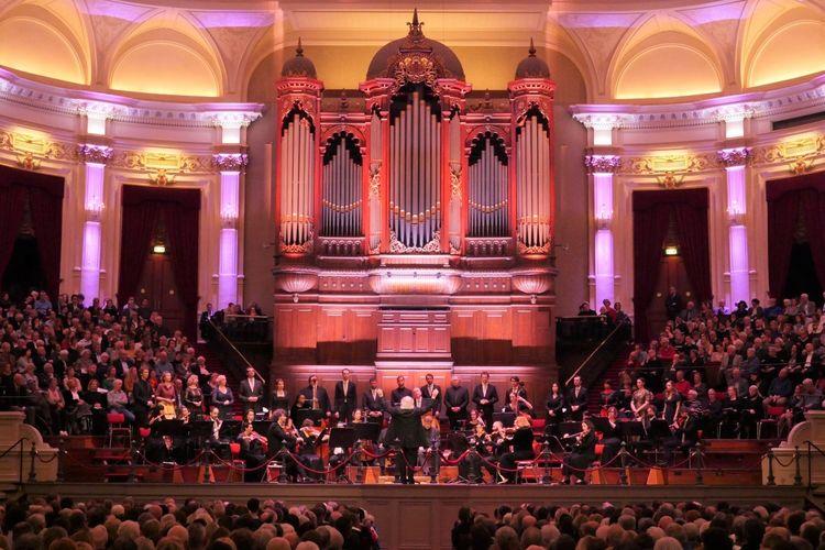 Korting Amadeus is my Love in Het Concertgebouw Amsterdam (2 p.)