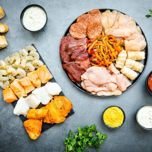 35% korting op Gourmet- en BBQpakketten