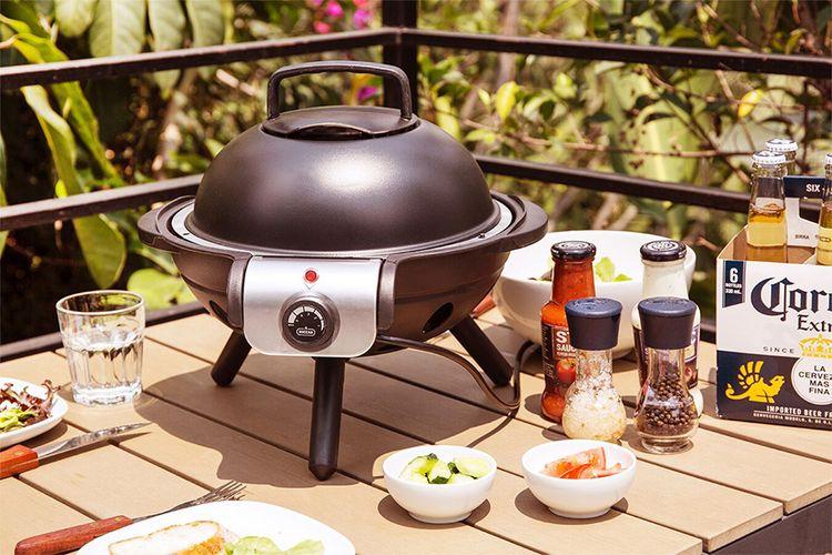 Korting Elektrische barbecue van Buccan (Elliston Plug en Grill)