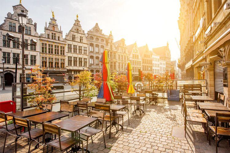 Korting Overnachting in Leonardo Hotel Antwerpen