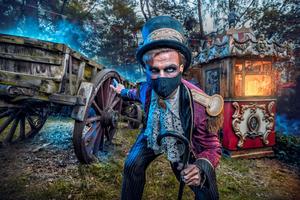 Tickets voor Halloween in Bobbejaanland (2 p.)