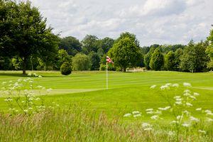 Golfen bij golfclub Haus Bey in Duitsland (2 p.)