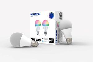 Slimme wifi lamp van Hyundai Home (2 stuks)