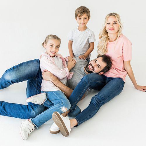 Korting Fotoshoot met vrienden of familie