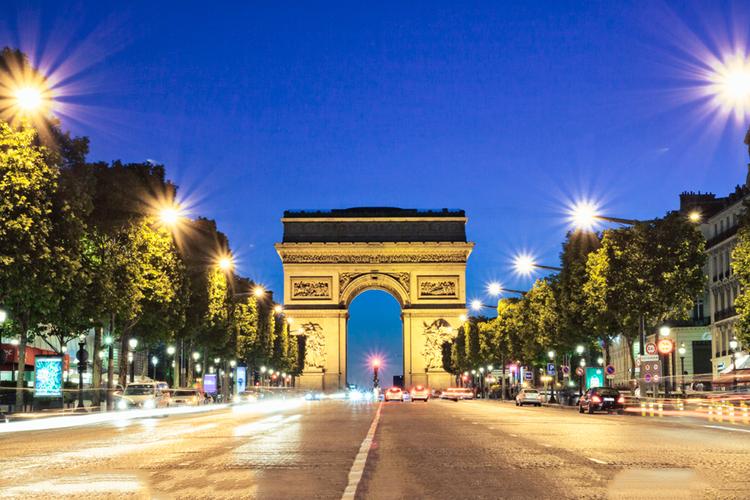 2 overnachtingen inclusief ontbijt bij Parijs