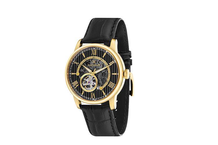 Bauer herenhorloge van Thomas Earnshaw (ES-8802-03)