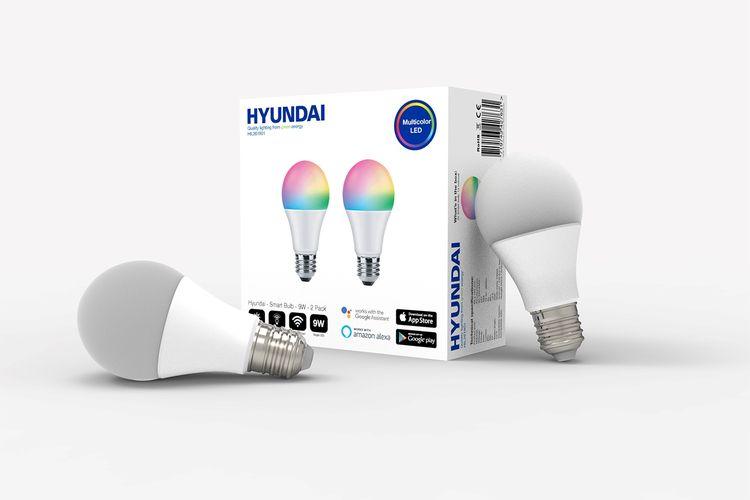 Hyundai slimme wifi lamp (2 stuks)