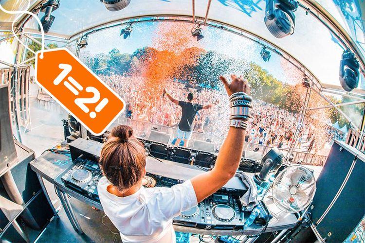 Verdubbelaar: Park Beats - Urban&Dance Festival Tilburg