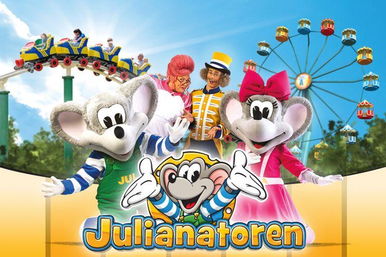 Heel Kinderpretpark Julianatoren voor jezelf! (4 p.)