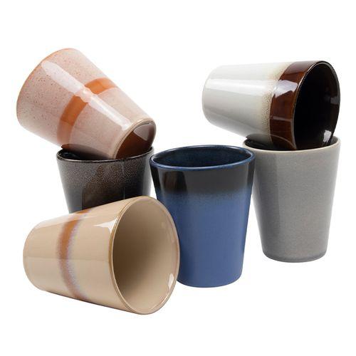 6 koffiemokken