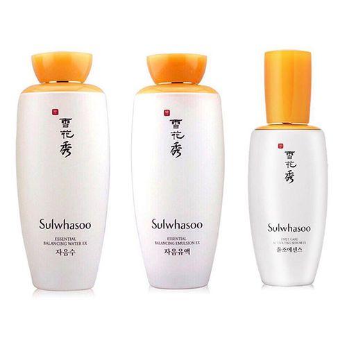 Koreaanse huidverzorgingsset van Sulwhasoo