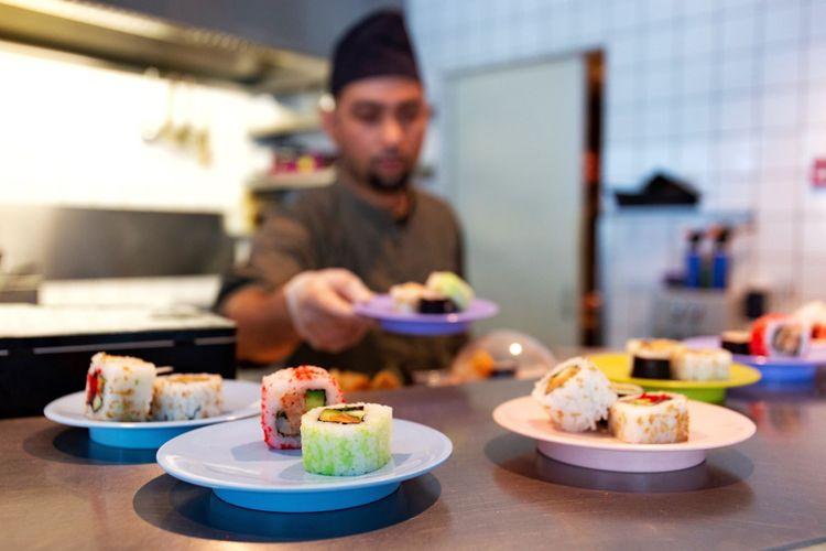 40% korting op lunch of diner bij Sushi Time Amstelveen