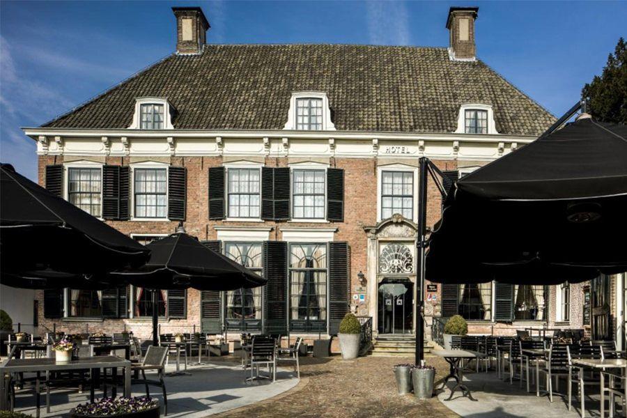 Overnachting in Hampshire Hotel - 's Gravenhof Zutphen