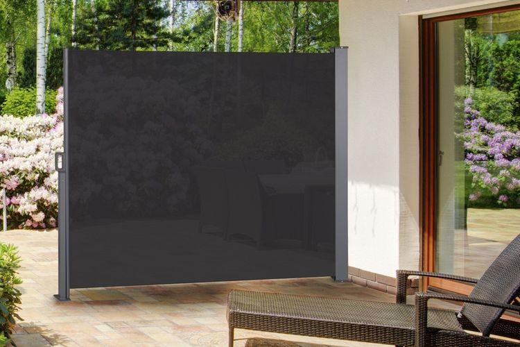 Uittrekbaar windscherm van Lifa Garden (3m breed)
