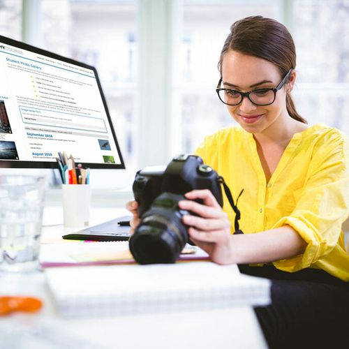 Online cursus Photoshop bij iPhotography